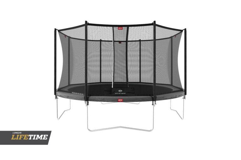 Illustrasjon av Berg Favorit trampoline