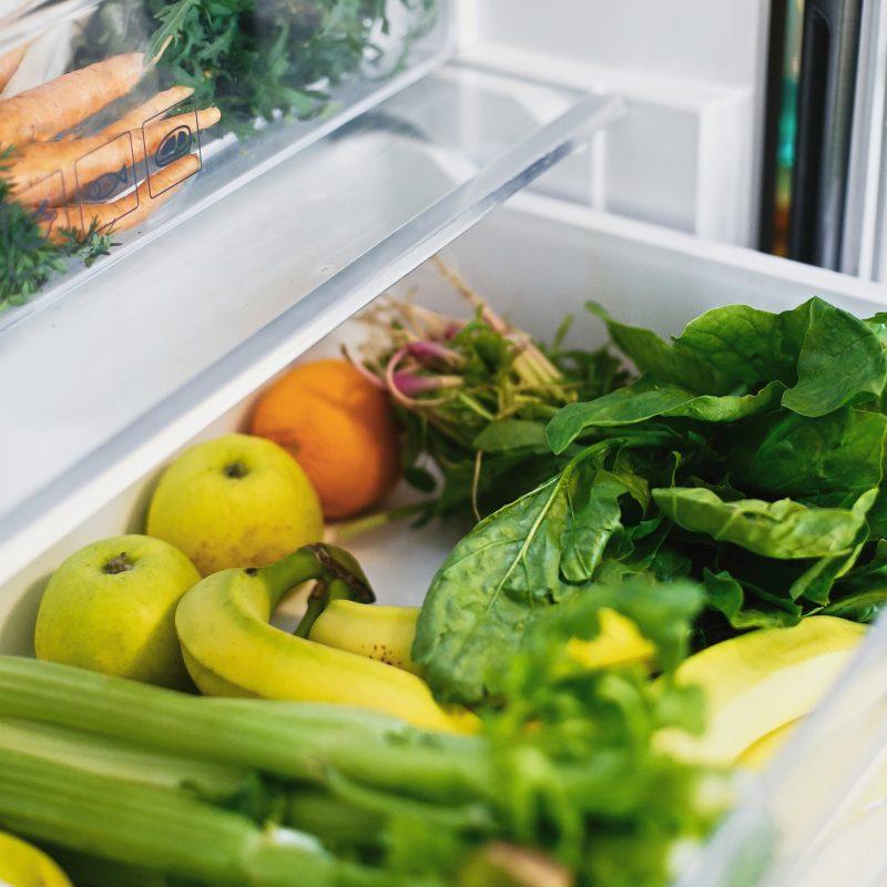 Illustrasjon til artikkel om å kaste mat